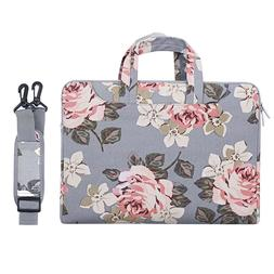 11 13.3 14 15.6 inch Laptop Canvas Bag Cases for Macbook Air