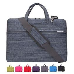 Laptop Case, Laptop Shoulder Bag, CROMI 14 14.1 Inch Simplic