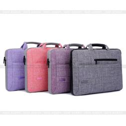 Laptop Case Bag Messenger Carry Handbag Shoulder Strap Brief