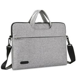 Laptop Case Shoulder Bag With Strap Notebook Sleeve Carrying