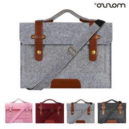laptop felt messenger case bag for macbook