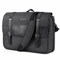 KROSER Laptop Messenger Bag 15.6 inch Laptop Bag Water-Repel