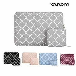 Mosiso Laptop Quatrefoil Sleeve Case Bag for 13 inch Noteboo