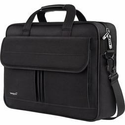 Taygeer Laptop Shoulder Bag 15.6 Inch, Business Briefcase fo