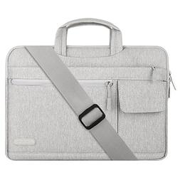 MOSISO Laptop Shoulder Bag Compatible 15 Inch MacBook Pro To