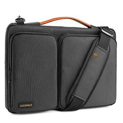 tomtoc Original 15.6 Inch Laptop Shoulder Bag with CornerArm