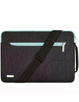 MOSISO Laptop Shoulder Bag Compatible with 13-13.3 inch MacB