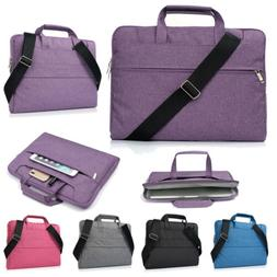 Laptop Shoulder Bag Sleeve Bag Carry Handbag Case For MacBoo
