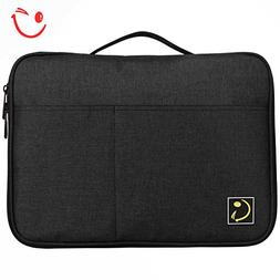 Hilike Laptop Sleeve Bag Travel Electronics Cable Organizer