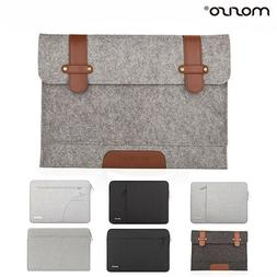 Mosiso Laptop Denim Sleeve Bag Pocuh Case Bag for Macbook Ai