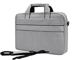 17.3 Inch Laptop Sleeve Briefcase Handbag with Handle for Ac
