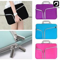 """Laptop Sleeve Case Carry Pouch Bag Cover For 11.6 12"""" 13"""" 15"""