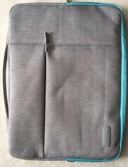 Mosiso Laptop Sleeve Grey Bag Case fit to Chromebook 14""