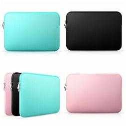 Laptop Sleeve Notebook Soft Case Bags For MacBook Air/Pro 11