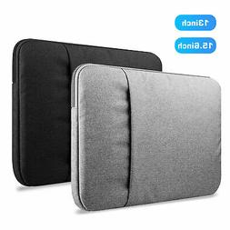 "Laptop Soft Sleeve Case Bag Cover For 13"" 15.6"" MacBook Pro"