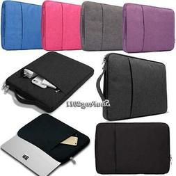 Laptop Tablet Sleeve Pouch Case Bag For Various Microsoft Su