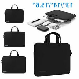 "Large Laptop Bag Notebook Sleeve Case Cover For 13""14""15.6""I"