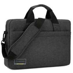 "BRINCH LIGHTWEIGHT 13-13.3"" LAPTOP SLEEVE CASE SHOULDER MESS"