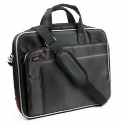 "Lightweight Protective 15.6"" Laptop Messenger Bag Case For L"