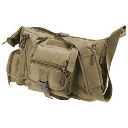 ExtremePak LUPACKOD3 Olive Drab Tactical Style Messenger Bag