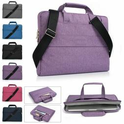 "For Macbook 11""12""13""15"" inch Laptop Portable Zipper Carryin"