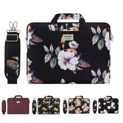 Mosiso for Macbook Pro 16 inch Portable Laptop Belt Bag Canv