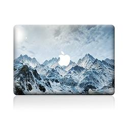 GTNINE MacBook Sticker Snow Mountain Full Set MacBook Vinyl