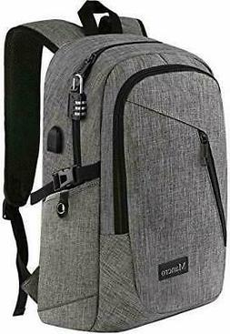 business water resistant polyester laptop 17in backpack