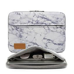 Canvaslife Marble Pattern 360 Degree Protective 14 inch Wate