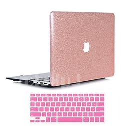 Lykoko Matte Plastic Hard Case Cover with Keyboard Cover for