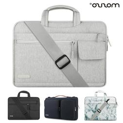 Mosiso Men Laptop Bag for Macbook Air Pro 13 15 Notebook 13.