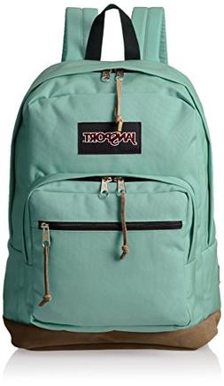 Jansport mens Right Pack JS00TYP70R7 - Malachite Green