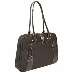 "MOBILE EDGE MESFOBC 16"" ScanFast Onyx Briefcase"