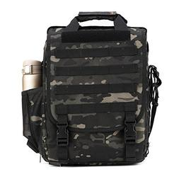 PANS Military Laptop, tactical backpack Shoulder Bags Handba