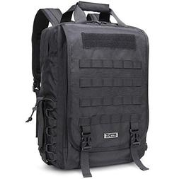 Lifewit 17 inch Military Tactical Laptop Backpack 3 Day Assa