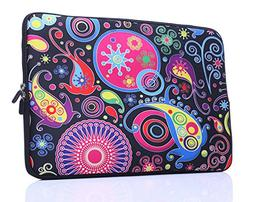 11.6-Inch to 12-Inch Neoprene Laptop Sleeve Case Bag with Hi