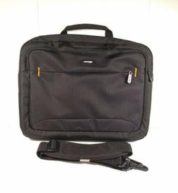 "New AmazonBasics 15.6"" Laptop and Tablet Bag Case With  Shou"