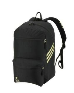 NEW Adidas Superstar Trefoil Black Backpack Laptop Bag EW140