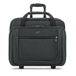 Solo New York Bryant Rolling Laptop Bag Travel-friendly Roll