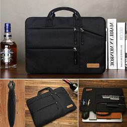 Newest BLACK Zipper Sleeve Bag Case Cover for All Laptop 13""