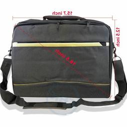 """Notebook Briefcase Bag 15"""" Laptop Carrying Case Travel Compu"""