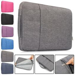 Notebook Cover Sleeve Case Bag Laptop For MacBook Air Pro Le