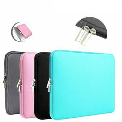 """Notebook Laptop Case Bag Soft Cover Sleeve Pouch For 13"""" 14"""""""