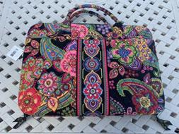 NWT Vera Bradley Laptop Portfolio Symphony In Hue Laptop Bag