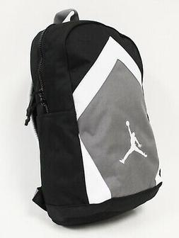 NWT NIKE JORDAN Men's Jumpman Diamond Black White Gray Lapto