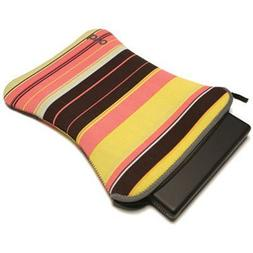 """Built NY BYO 15"""" Laptop Sleeve Stripe Bags/Carry Cases - BE-"""