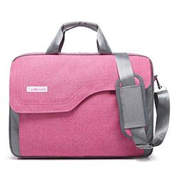 CoolBELL 17.3 Inch Nylon Laptop Bag Shoulder Bag With Strap