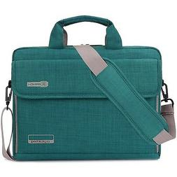 oxford fabric laptop sleeve messenger