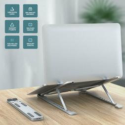 portable adjustable laptop notebook table stand foldable