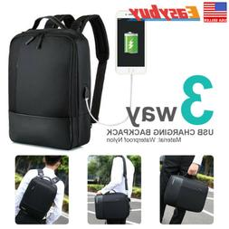 Premium Anti-theft Laptop Backpack Bag with USB Charger Port